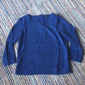 ⭐️⭐️⭐️Banana Republic chambray blouse